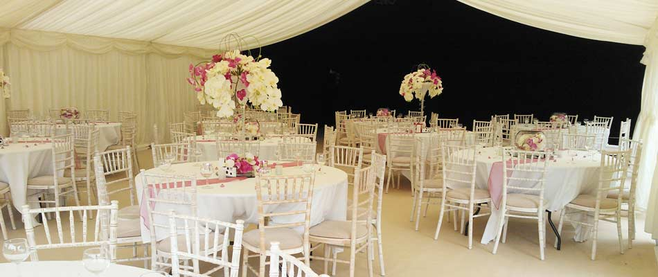 Wedding Decor Hire Shropshire : Shropshire marquees marquee and equipment hire in