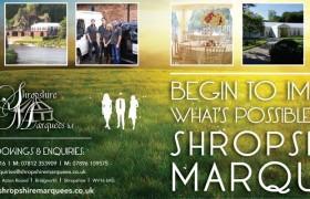 Shropshire-Marquees--Brochure