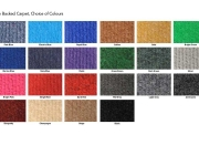 Carpet, Choice of Colours